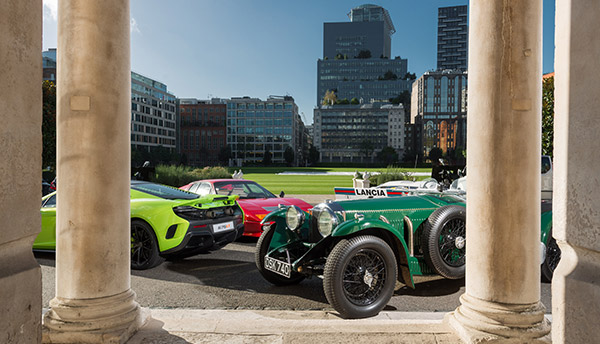 New City Concours brings the finest cars, watches, champagne and more to the city of London