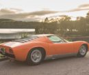 London Concours to Host Show-Stopping Lamborghini Miura Display