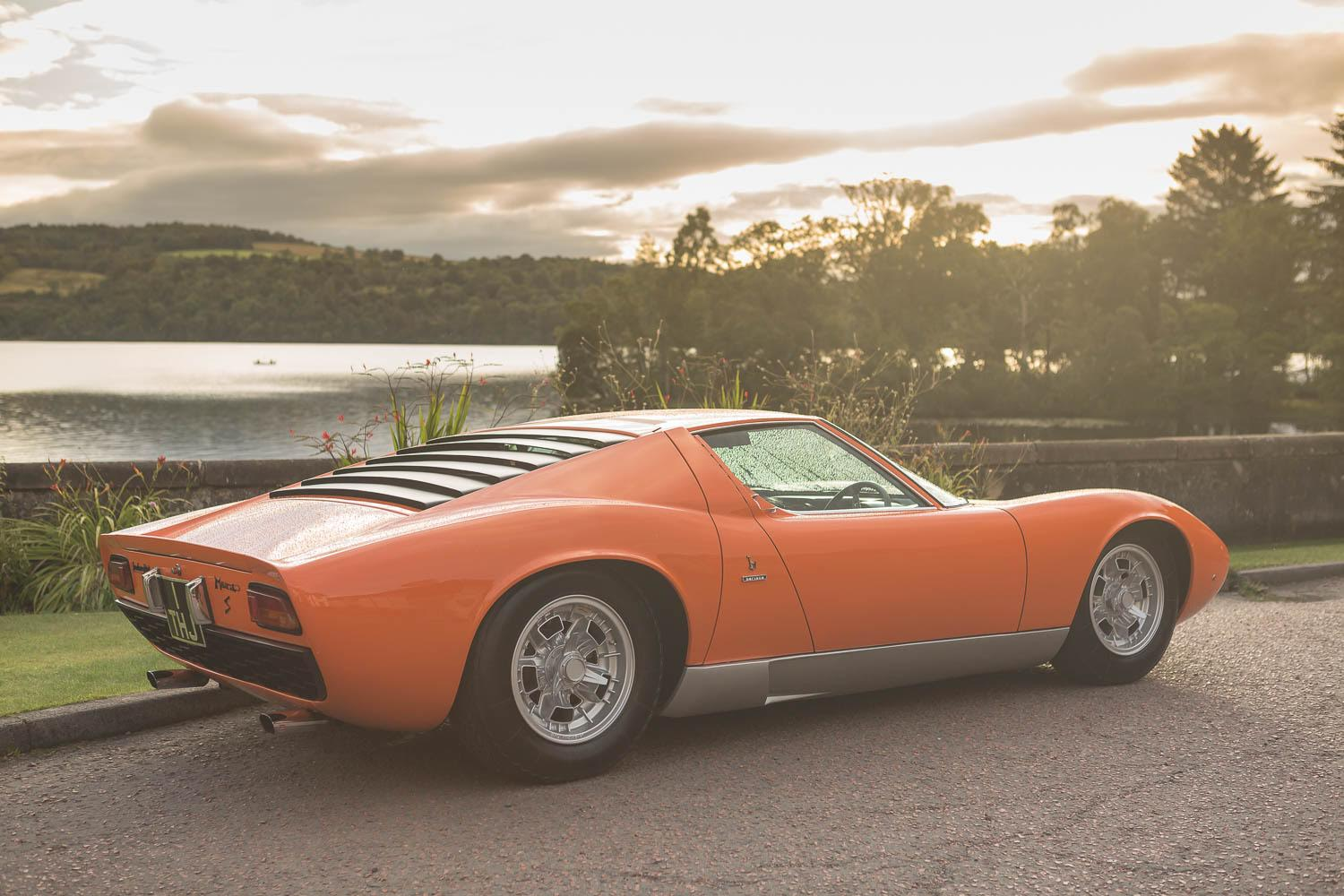 London Concours To Host Show Stopping Lamborghini Miura Display