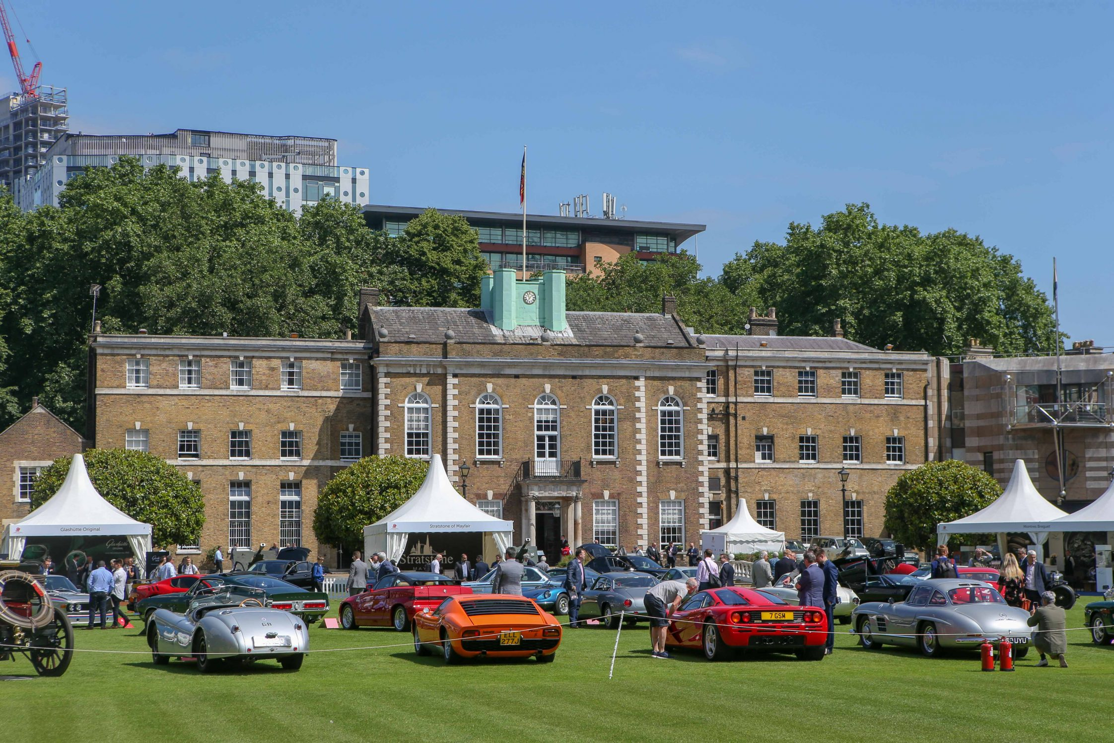 London Concours Secures New August Dates
