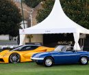London Concours Celebrates Lotus in the 'Great Marques: Lotus' Class