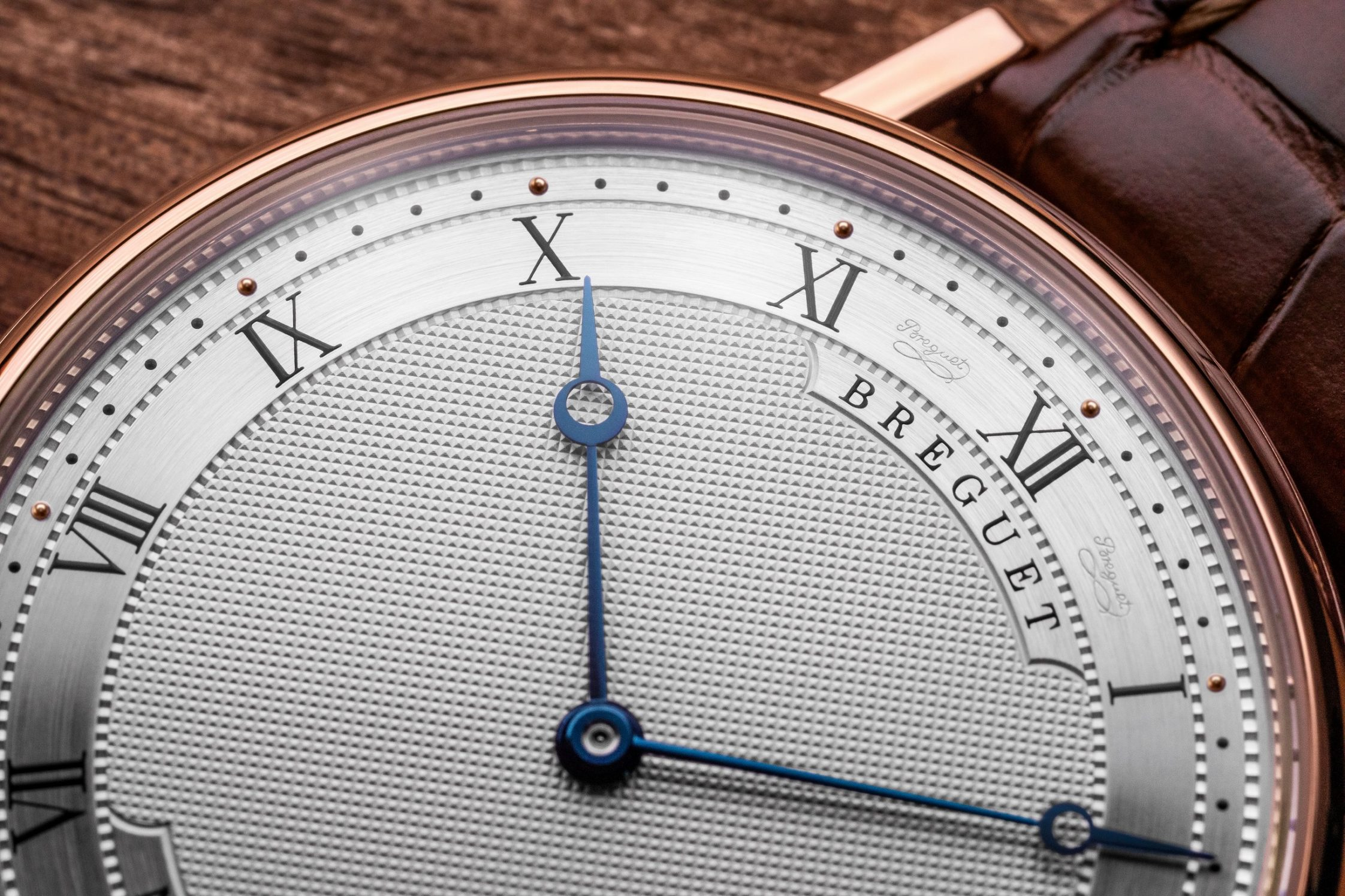 Breguet and the Royals