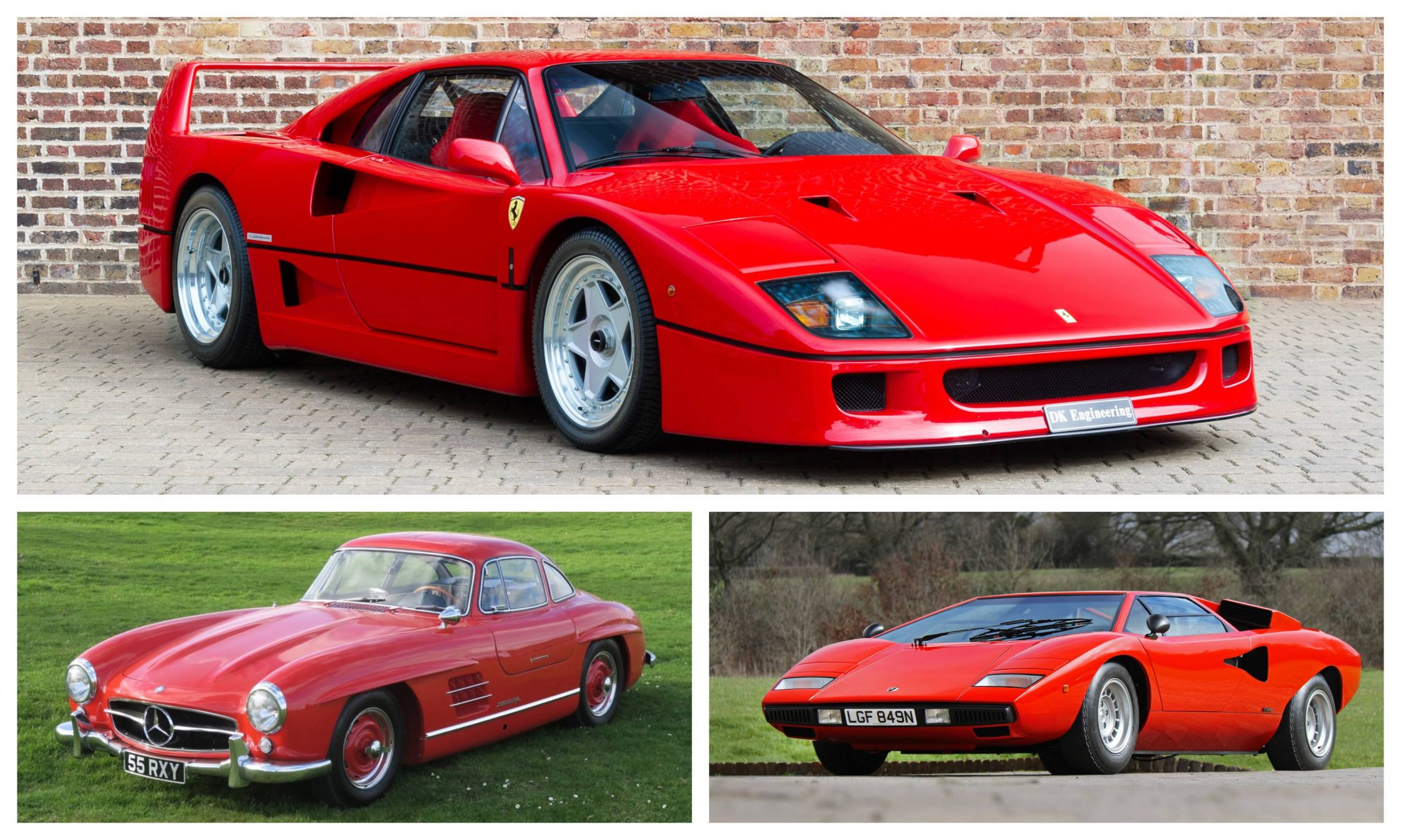 London Concours Reveals 'The Pursuit of Speed' Display