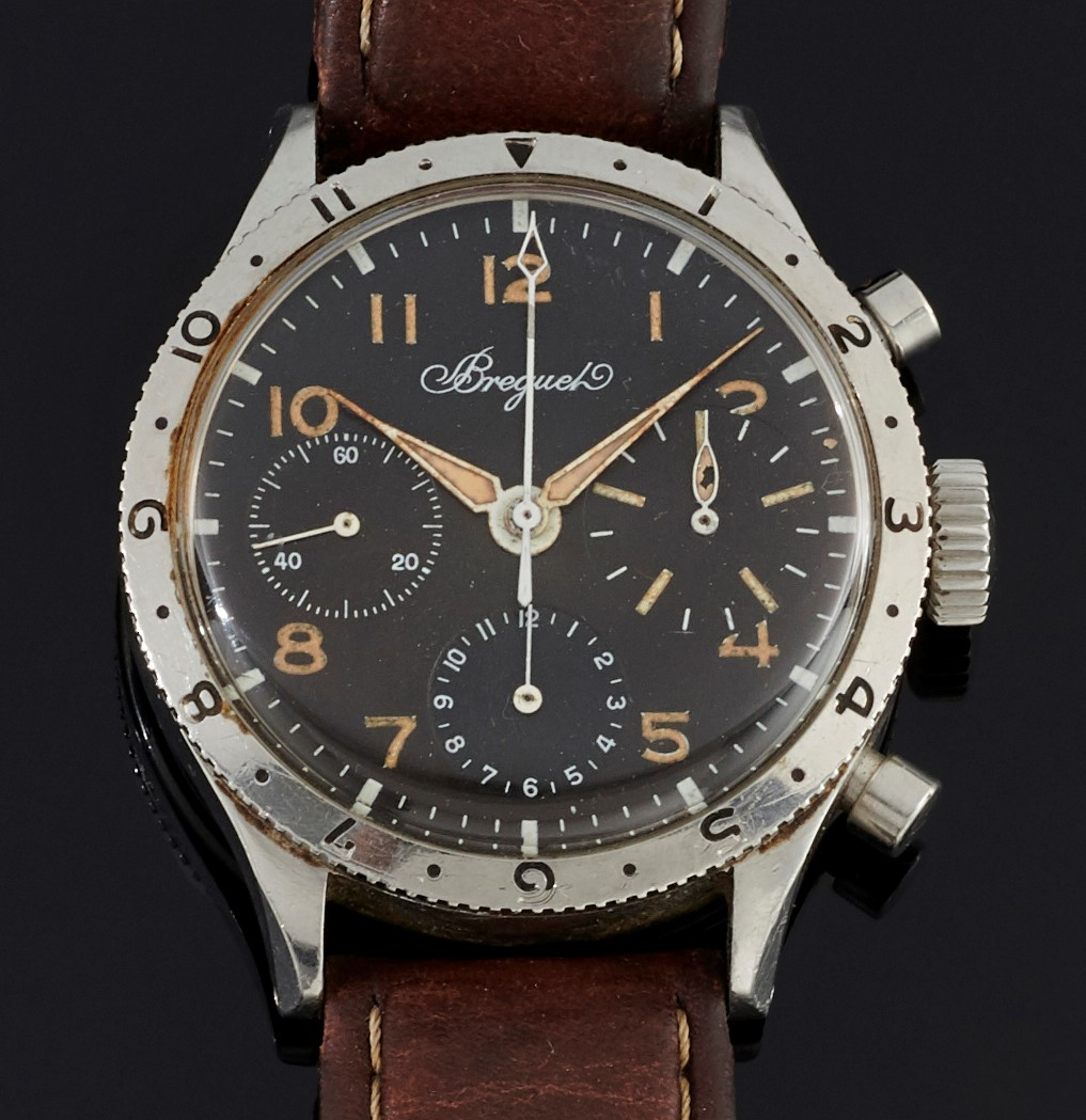 Breguet to Unveil Vintage 'Monte Carlo Rally' Type XX at London Concours
