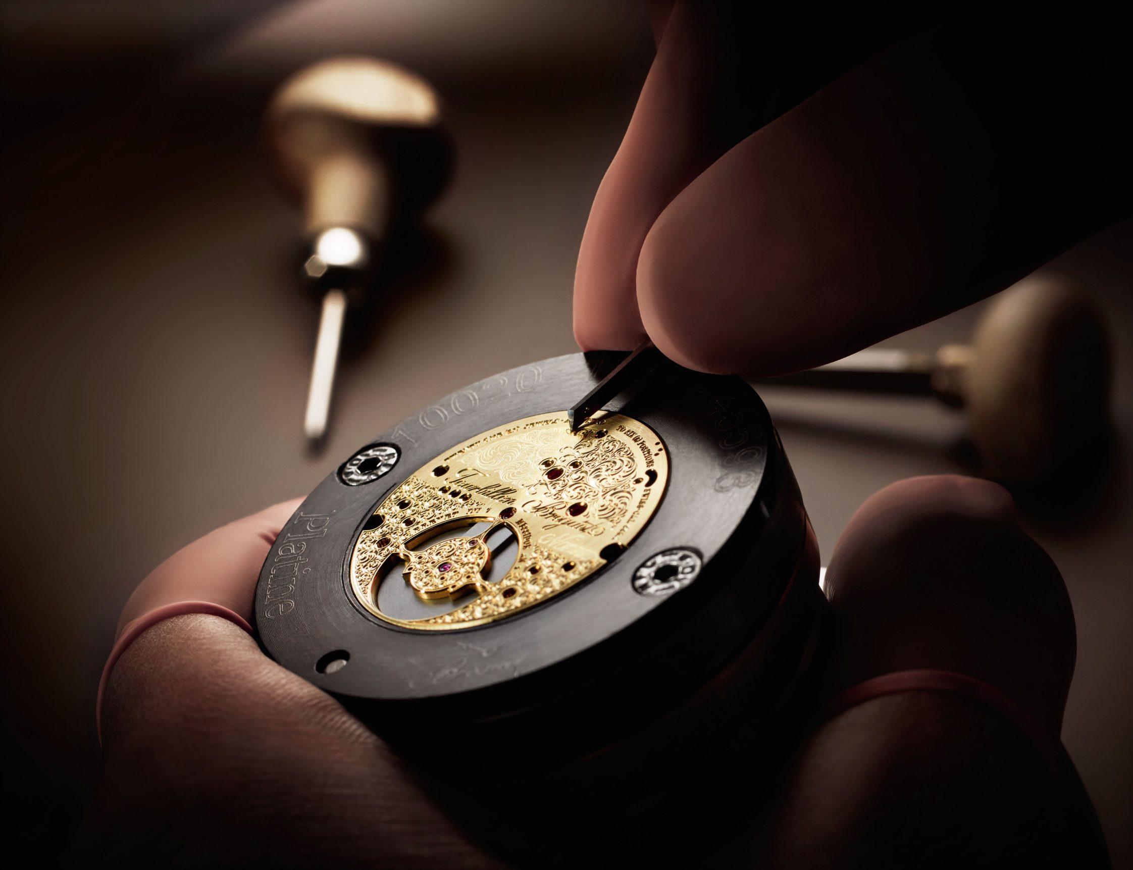 The Art of Breguet: An Engineer's View at Craftsmanship
