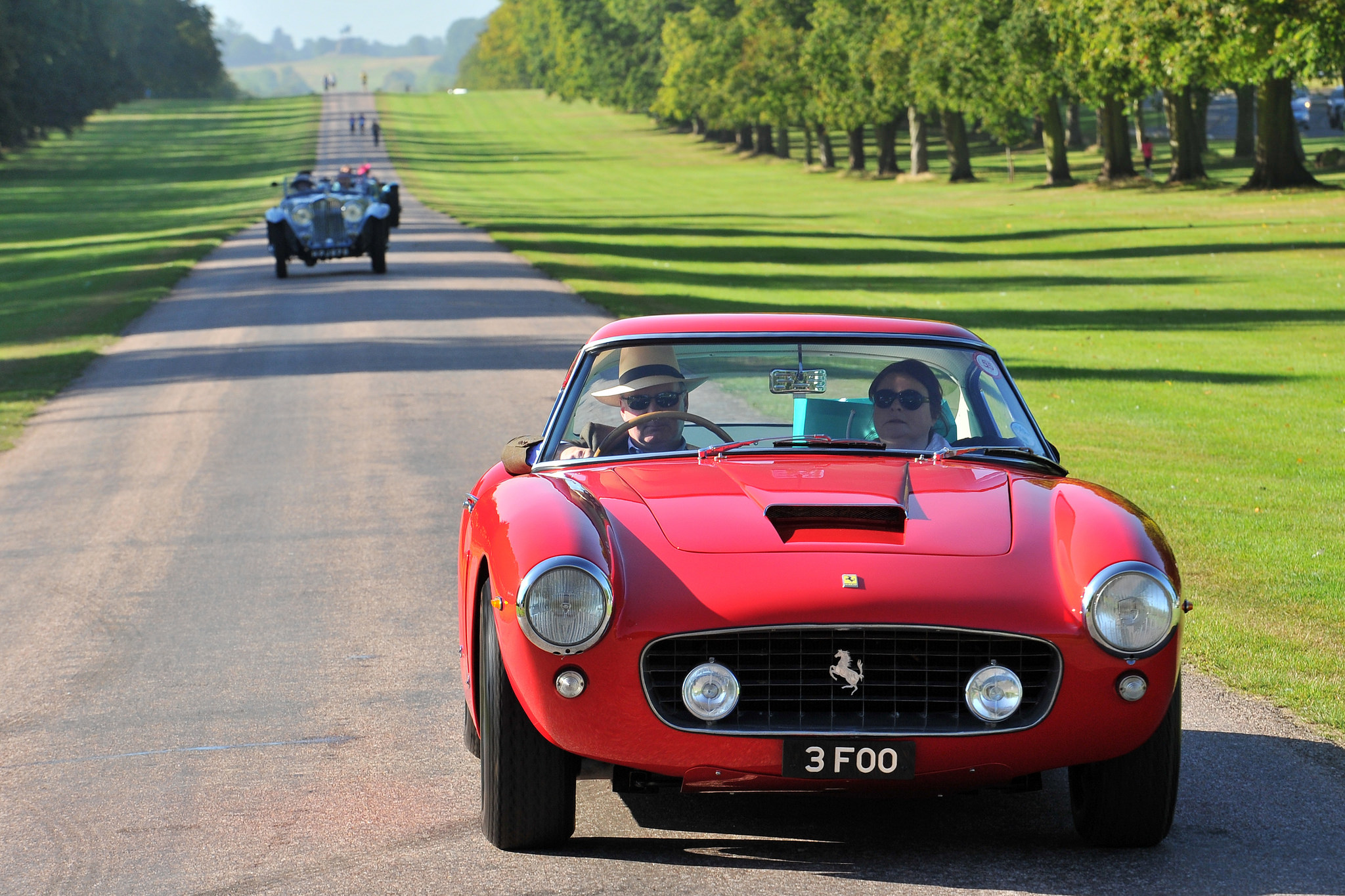 Ferrari Fever Set For London Concours 2018