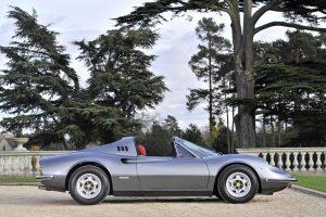 Ferrari Dino - Credit Tim Scott