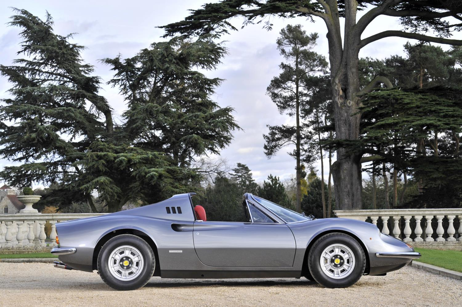 London Concours to Host Stunning Display of Ferrari Dinos