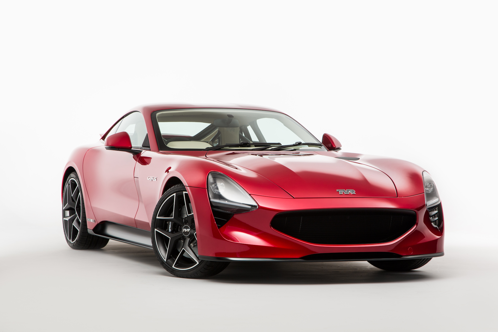 TVR Chairman, Les Edgar, on Creating the Everyday TVR