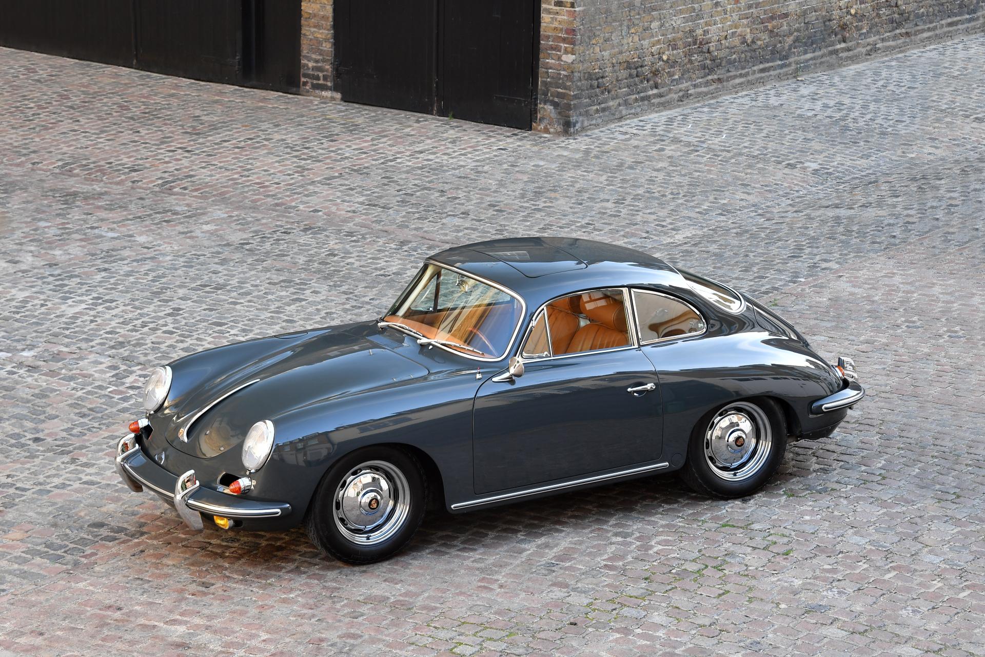 Porsche's Finest at London Concours 2021