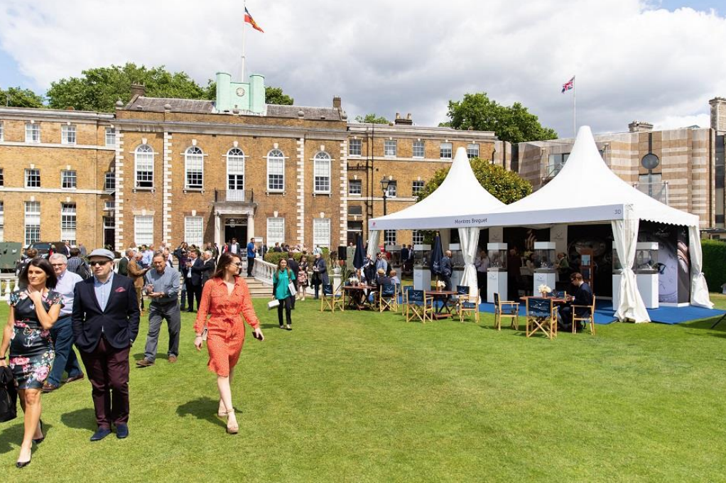 Breguet Continues Partnership With London Concours for 2020
