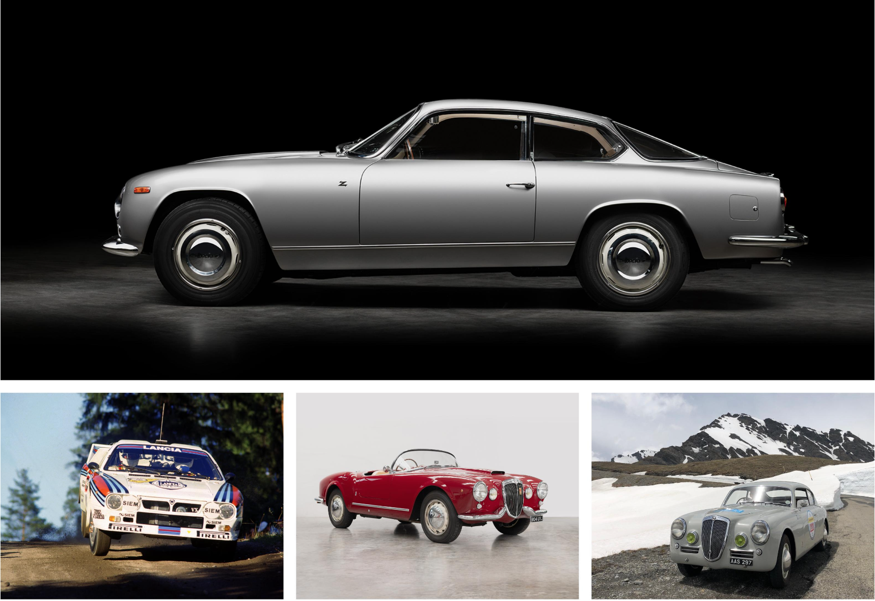 Lancia Legends at London Concours