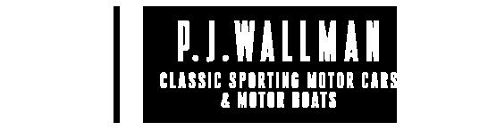 P J Wallman