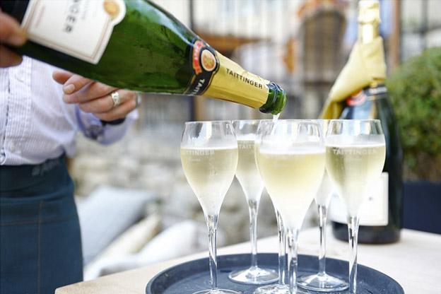 Champagne Taittinger